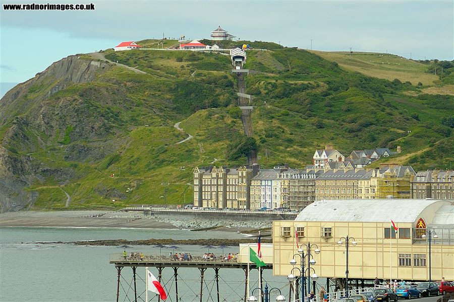 Image count = Image ID = 1910 © J R Crellin 2012 Buy picture at Alamy: www.radnorimages.co.uk/page.php?Title=aberystwyth_cliff_railway,1