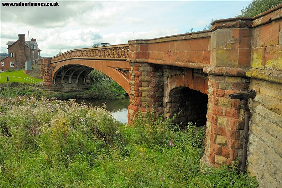 Buttington Bridge