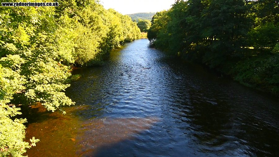 Irfon from Rhosferig Bridge