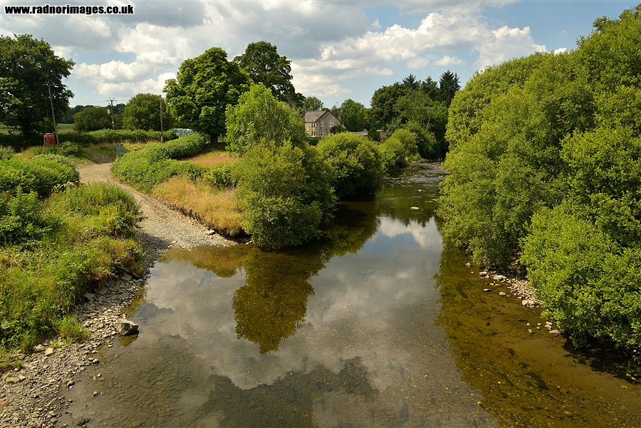 River Irfon Ford