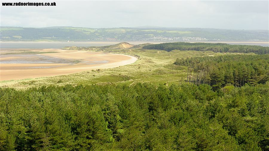 Whiteford Sands and Whiteford burrows