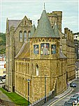 Aberystwyth University Old College, South Tower
