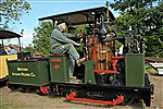 Steam-up and open day at Alan Keef Ltd