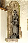 Statue of St Issui